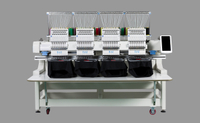 MULTI HEADS EMBROIDERY MACHINE