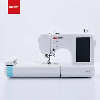 BAI Home Sewing Machine with Sewing Threads for Computerized