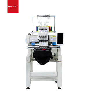 BAI Automatic Single Head with 13 Languages Embroidery Machine for Flat