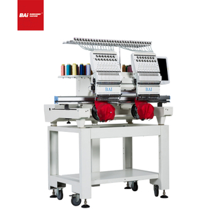BAI High Speed Fully Automatic Cheap Hat Computerized Embroidery Machine for Price