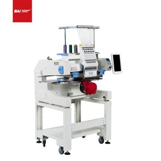 BAI Cheap Price Embroidery Machine for Computer with Fifteen Needle