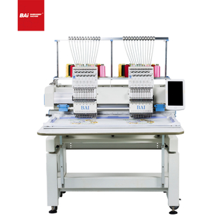 BAI High Speed Two Hand Computerized 12 Needle China Embroidery Machine Price