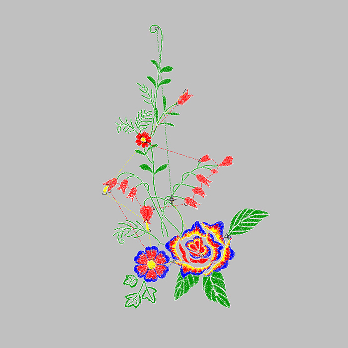 The Most Popular Home Embroidery Pattern in 2020