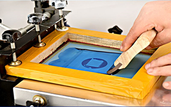 How does screen printing make a good product?