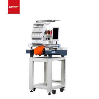 BAI Single Head Multifunctional Computerized Embroidery Machine with Excellent After-sales Service