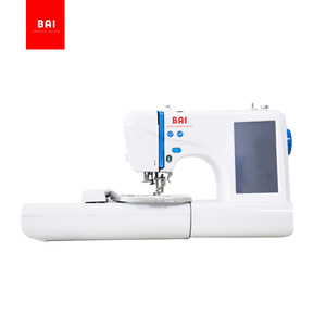 BAI Custom house hold pattern input 650rpm domestic sewing machine for embroidery