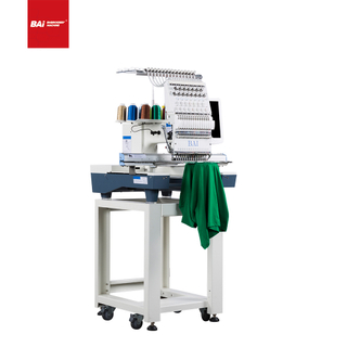 BAI Industrial Automation Computerized Embroidery Machine with Low Discount for Factory