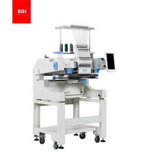 BAI Mulit Embroidery Machine for Cap/tshirt with Garment