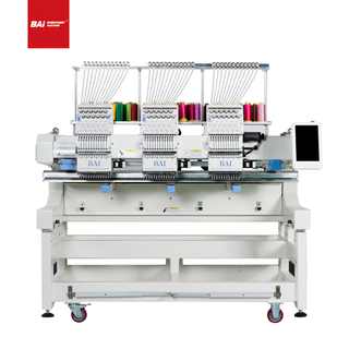 BAI Advanced Computerized Embroidery Machine with Automated Operation